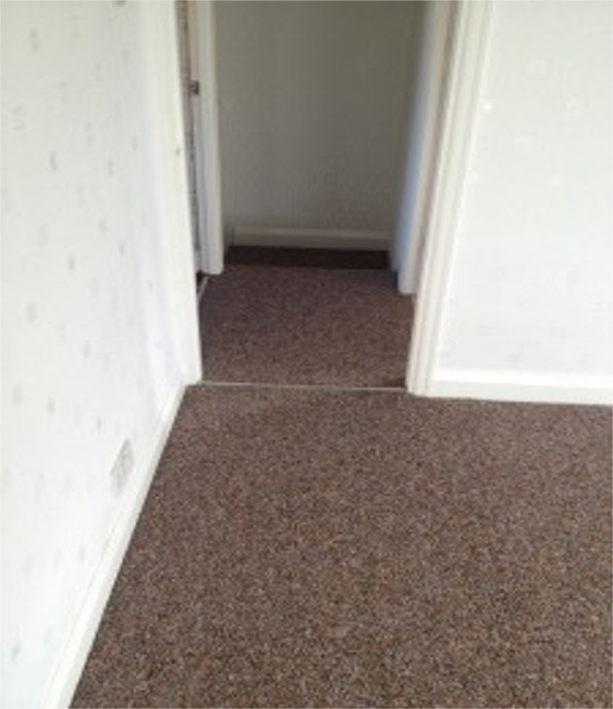 Carpet Fitted On Hall Stairs Landing And Bedroom